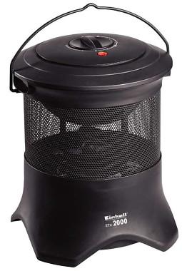 Kúrenie ventilátorové ETH 2000 Einhell 2338202