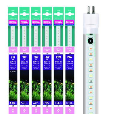 Arcadia Freshwater T5 LED 8000 K, 48 W, 1200 mm