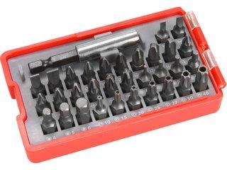 Magnetický držák + 33 hrotú - darček k akčnému produktu