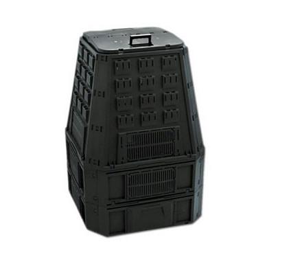 Prosperplast Evogreen 630 l černý