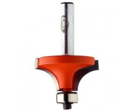 CMT C938 Zaoblovacia fréza vydutá - R3 D18,7 x 12,7 S = 8mm