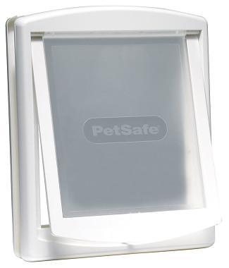 PetSafe Dvierka Staywell 760 Originál, biela, veľkosť L