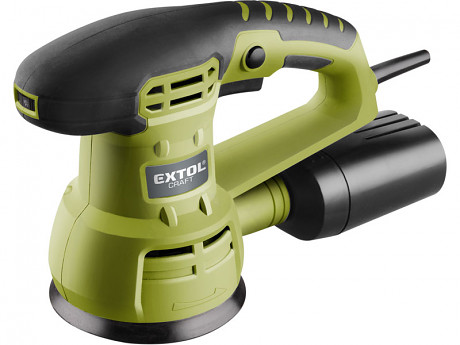 bruska excentrická, 125mm, 430W, EXTOL CRAFT