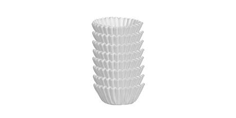 Cukrárenský košíček biely DELÍCIA pr. 4.0 cm, 200 ks Tescoma 630620.00