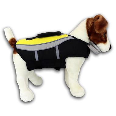 Alcott neónová plávacie vesta, žltá, veľkosť M