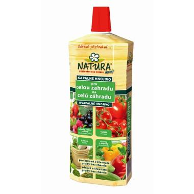 Agro NATURA Kvapalné organické hnojivo pre celú záhradu 1 l