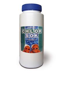 Chlór šok PE dóza 2,5 kg