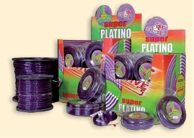ACTIVE Super Platino, kruh, 2mm, 15m (18020702)